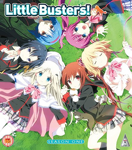 Little Busters Season 1 Collection (Hyb) Blu-Ray