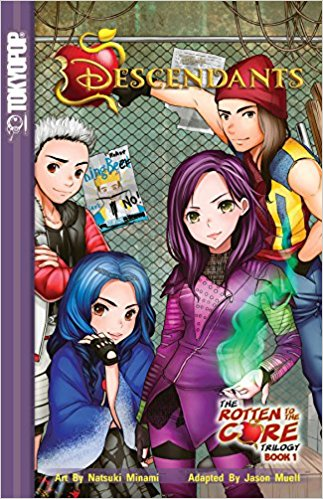 Descendants 1 GN (PM)