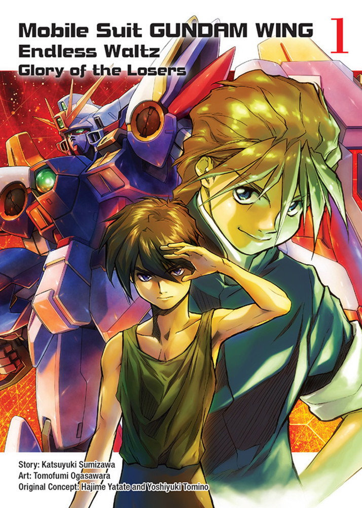 Mobile Suit Gundam Wing The Glory of Losers  1 GN (PM)