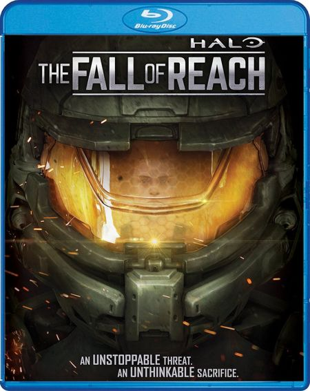Halo The Fall of Reach (D) Blu-ray