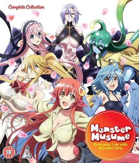 Monster Musume Collection (Hyb) Blu-Ray