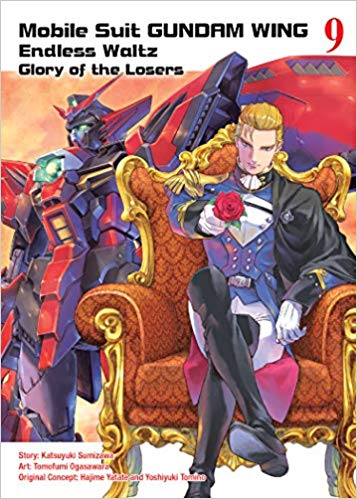 Mobile Suit Gundam Wing The Glory of Losers  9 GN (PM)