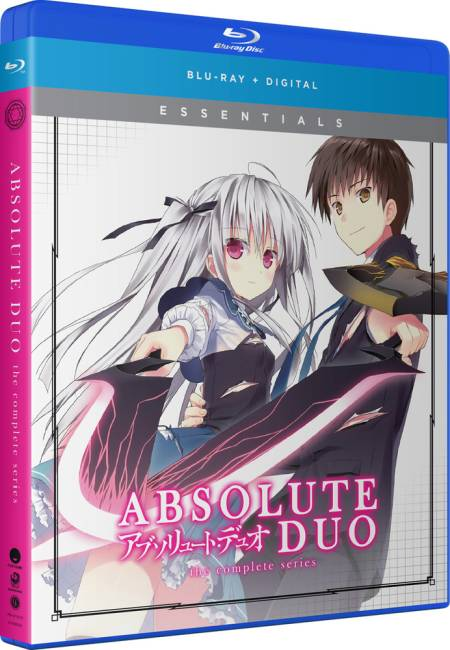 Absolute Duo (Hyb) Essentials Blu-ray