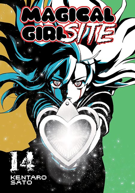 Magical Girl Site 14 GN (PM)