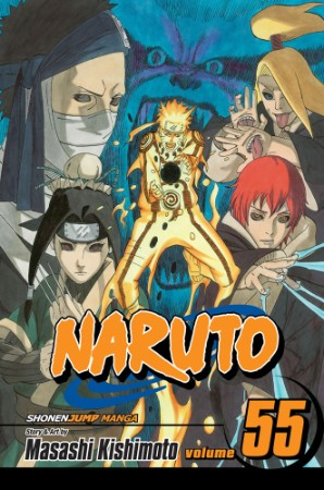Naruto 55: The Great War Begins GN (PM)