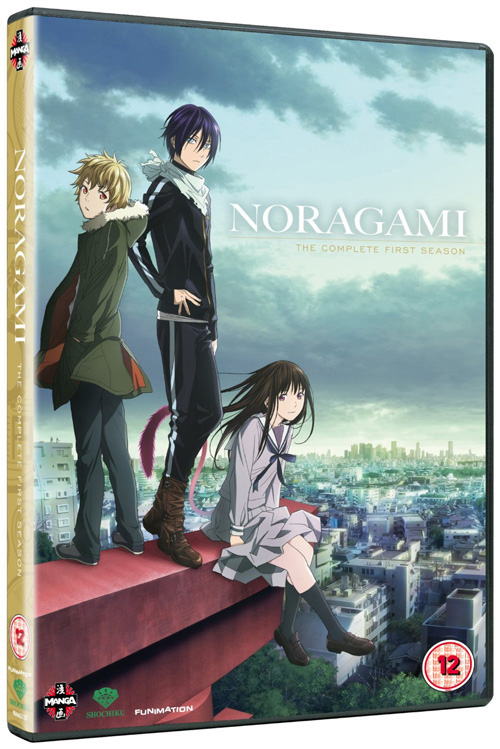 Noragami - Complete Series Collection (Hyb)