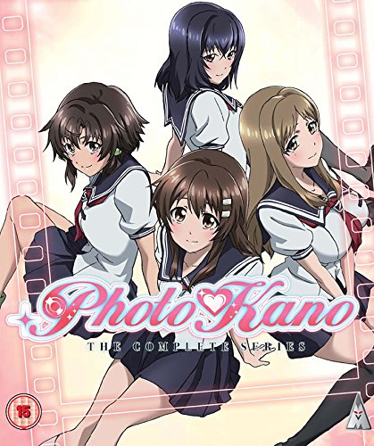 Photo Kano Collection (S) Blu-Ray