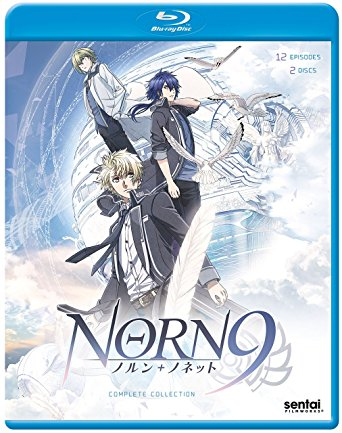 Norn9 (S) Blu-ray