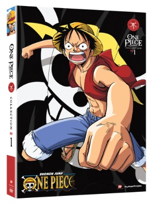 One Piece Collection  1 (Hyb) (Eps 1-26)