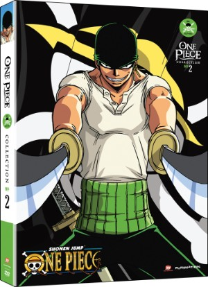 One Piece Collection  2 (Hyb) (Eps 27-53)