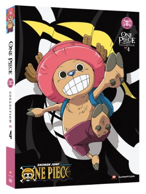 One Piece Collection  4 (Hyb) (Eps 79-103)