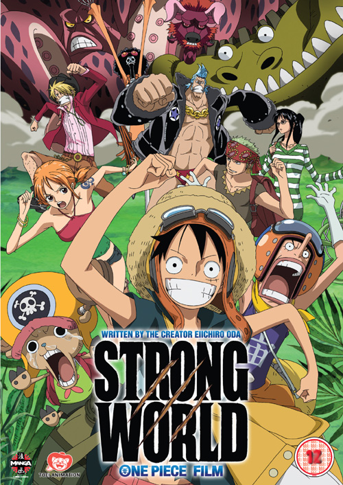 One Piece The Movie - Strong World (Hyb)