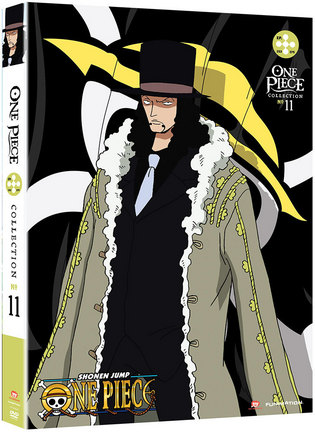 One Piece Collection 11 (Hyb) Uncut