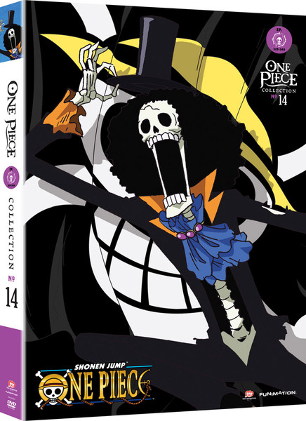 One Piece Collection 14 (Hyb) Uncut