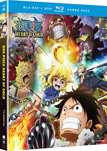 One Piece Heart of Gold TV Special (Hyb) DVD/Blu-ray