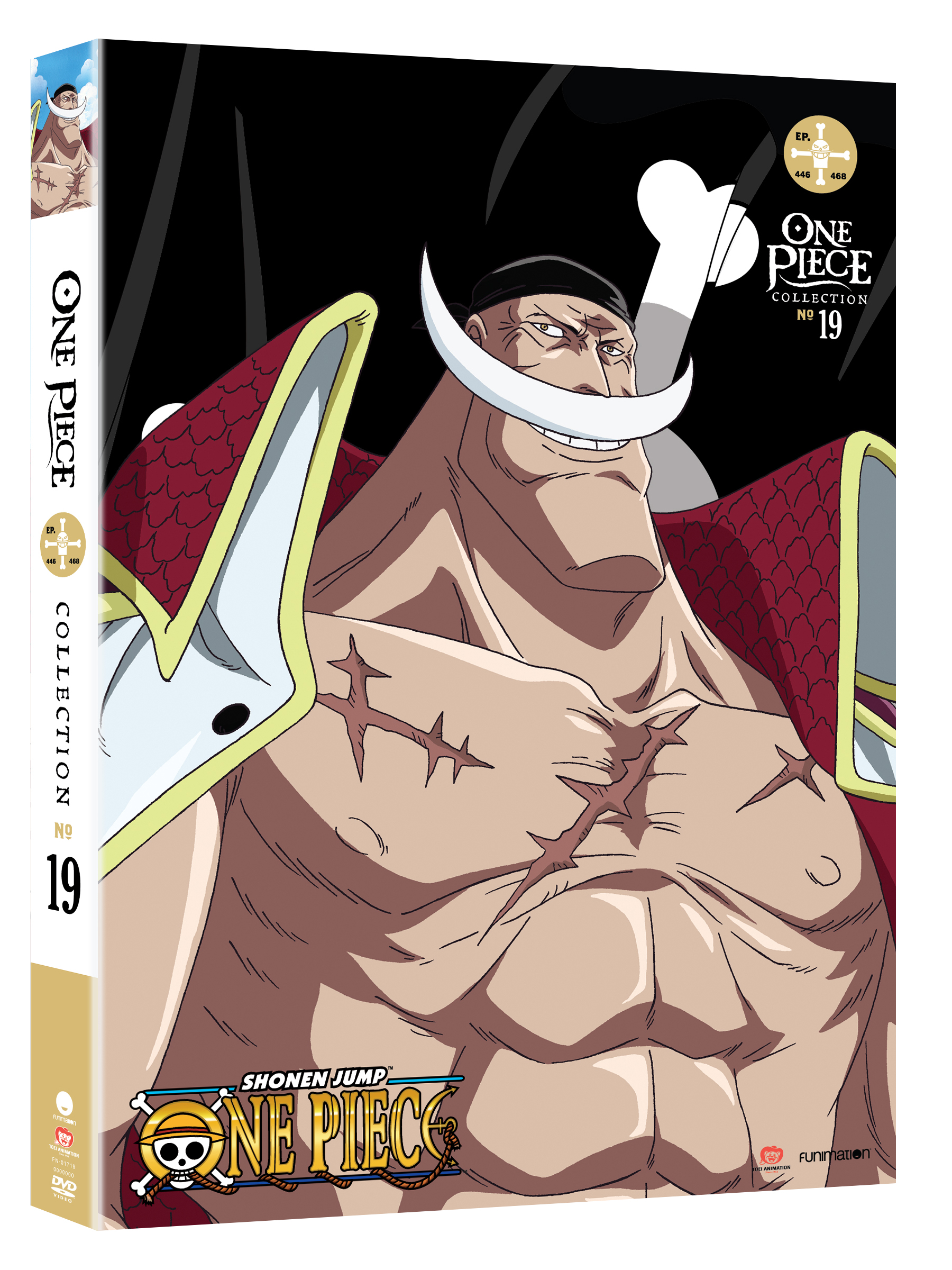 One Piece Collection 19 (Hyb) Uncut