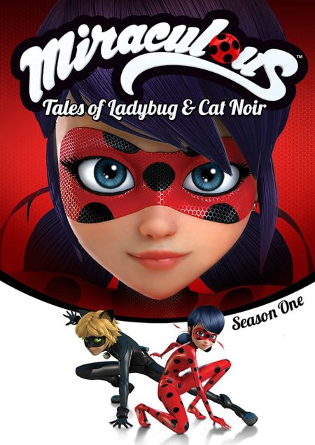Miraculous Tales of Ladybug and Cat Noir Season 1 (D)
