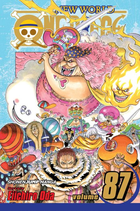 One Piece 87 GN (PM)