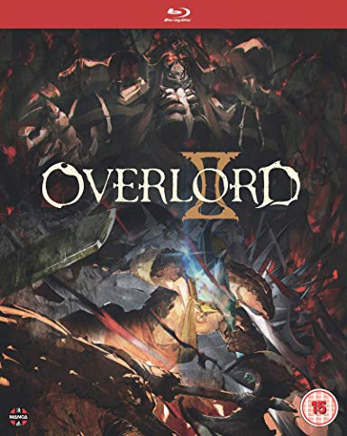 Overlord II - Season 2 Collection (Hyb) Blu-ray
