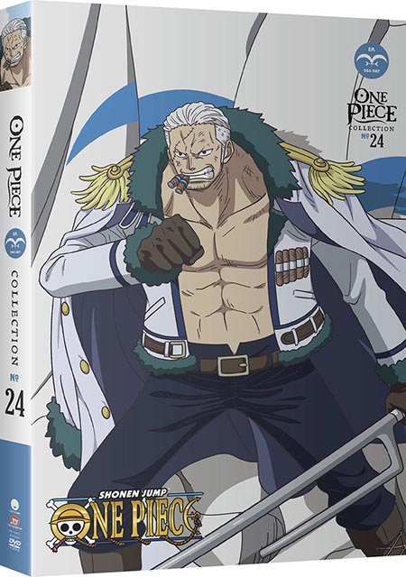 One Piece Collection 24 (Hyb) Uncut