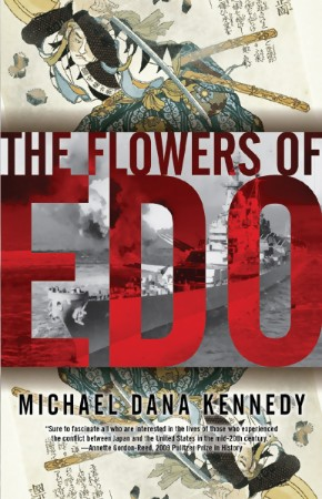 Flowers of Edo Novel (L) (Hardcover)