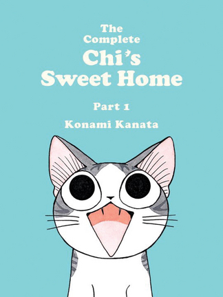 Chi's Sweet Home, The Complete Omnibus  1 (Vols.1-3) GN (L)