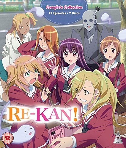 RE-KAN! Complete Collection (S) Blu-Ray