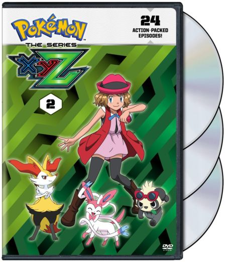 Pokemon XYZ Set 2 (D)