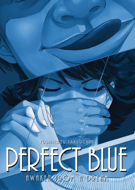 Perfect Blue Awaken From a Dream Novel (L)