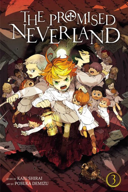 Promised Neverland  3 GN (PM)