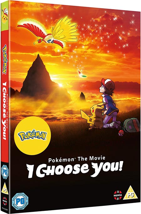 Pokemon The Movie: I Choose You! (D)