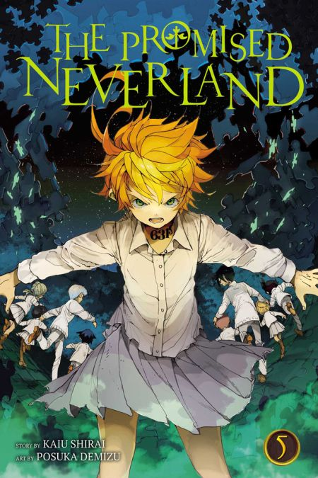 Promised Neverland  5 GN (PM)