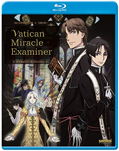Vatican Medical Examiner (S) Blu-ray