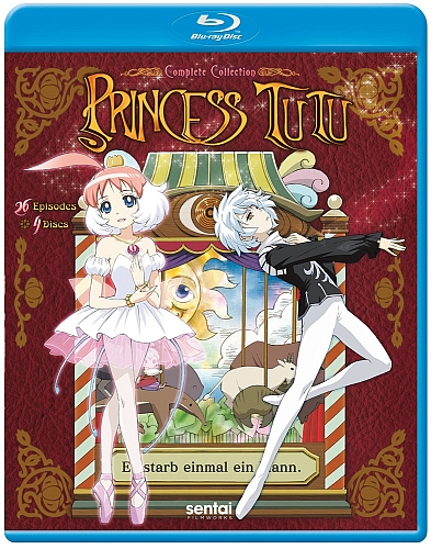 Princess Tutu (Hyb) Blu-ray