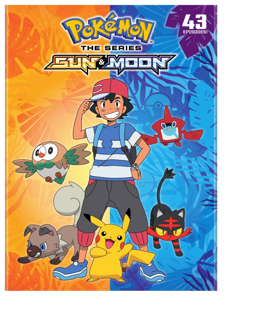 Pokemon Sun & Moon (D)
