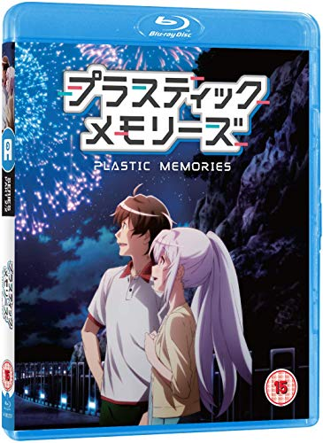 Plastic Memories Part 2 - Collector's Edition (S) Blu-Ray