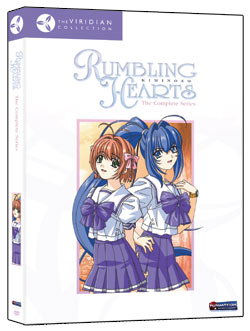 Rumbling Hearts Box Set (Hyb) - Viridian Collection