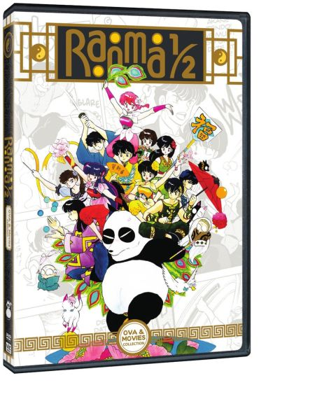 Ranma 1/2 OVA and Movie Collection (Hyb)