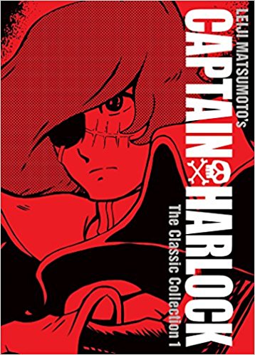 Captain Harlock The Classic Collection  1 (L) (Hardcover)
