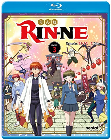 RIN-NE Season 3 (S) Blu-ray