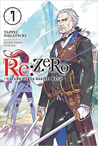 Re:ZERO Starting Life in Another World Novel 7 (PM)