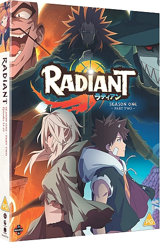 Radiant - Season One Part Two (Hyb)