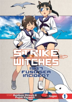 Strike Witches: 1937 Fuso Sea Incident 1 GN (PM)
