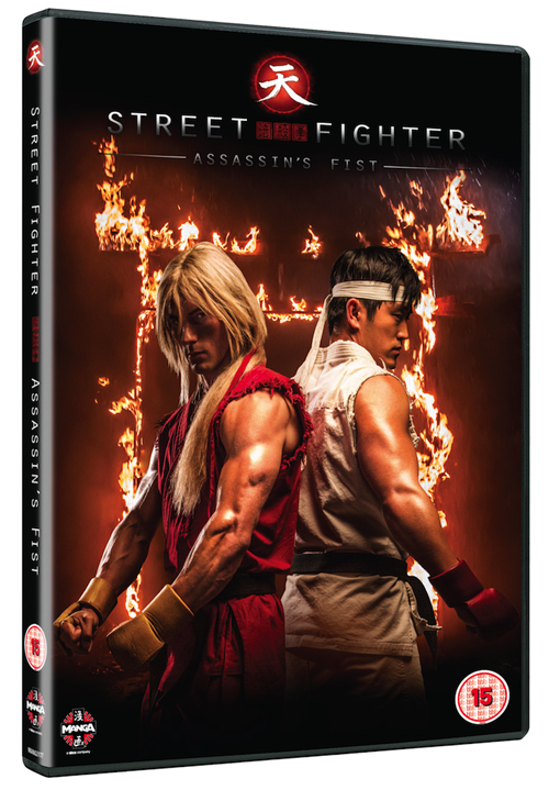 Street Fighter - Assassin's Fist (D) Live Action