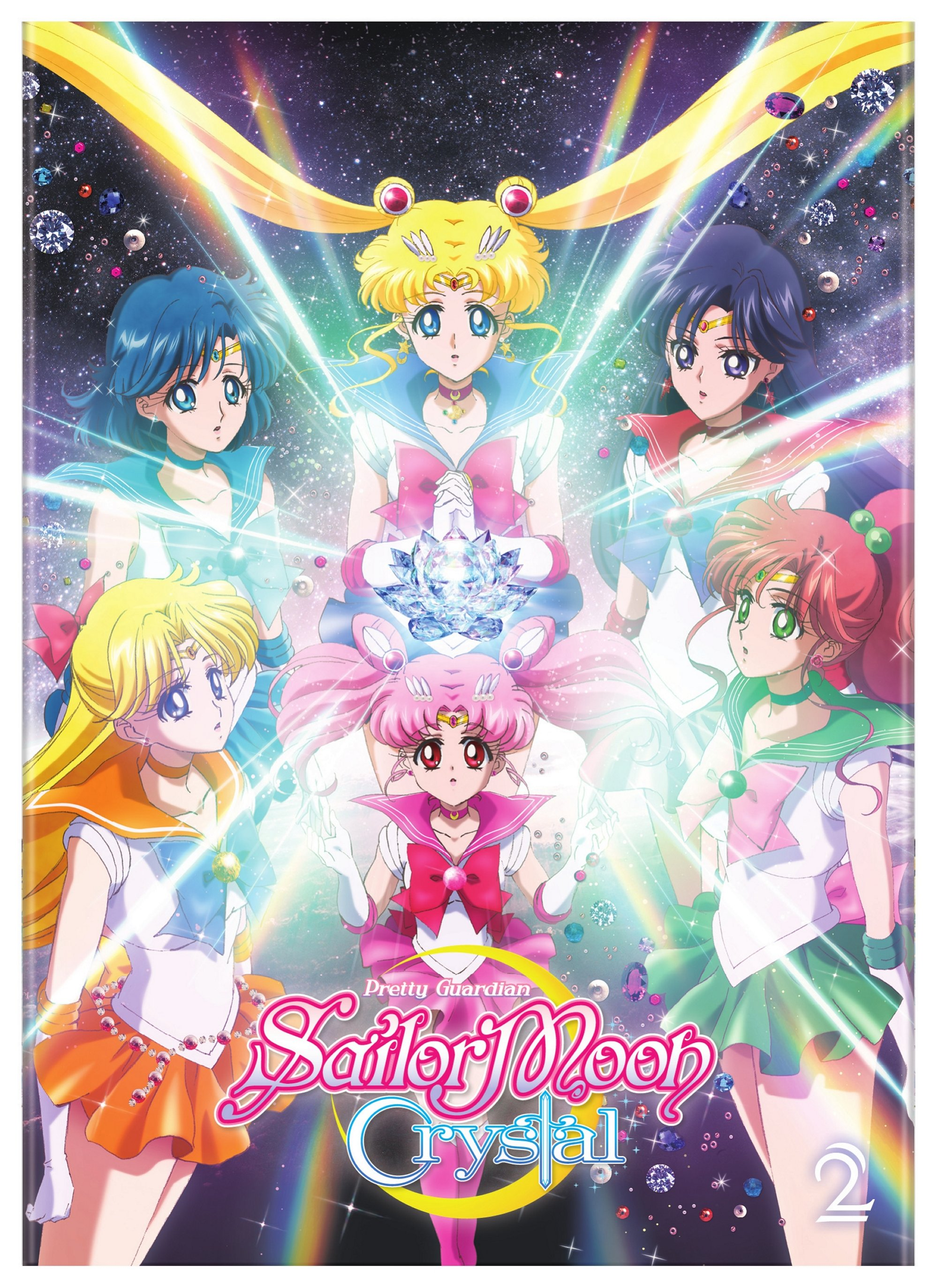 Sailor Moon Crystal Set 2 (Hyb)