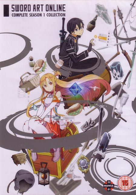 Sword Art Online Season 1 Collection (Hyb)