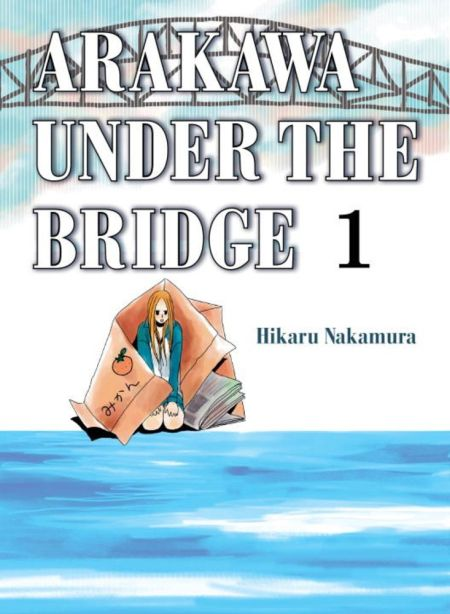 Arakawa Under the Bridge  1 GN (L)