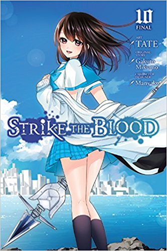 Strike the Blood 10 GN (PM)