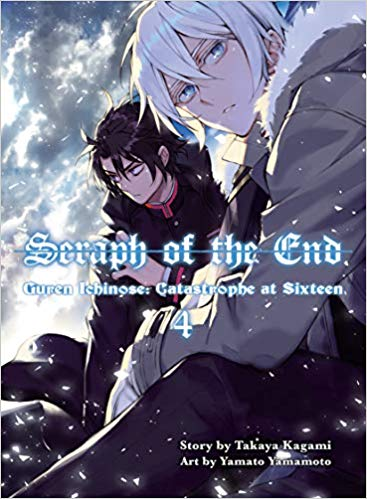 Seraph of the End  4 Novel (M)