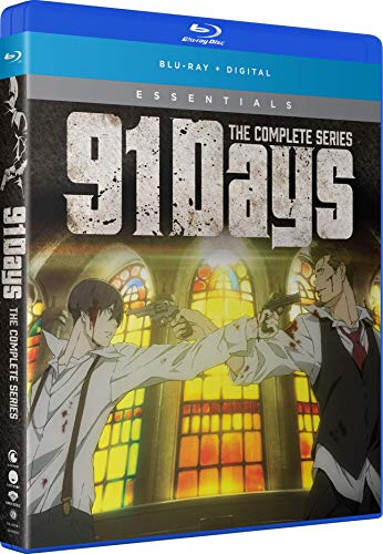 91 Days (Hyb) Essentials Blu-ray